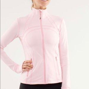 Lululemon Define Jacket High Noon Dot Blush Size 2
